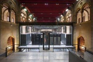 Mare Nostrum Supercomputer at Barcelona Supercomputing Centre